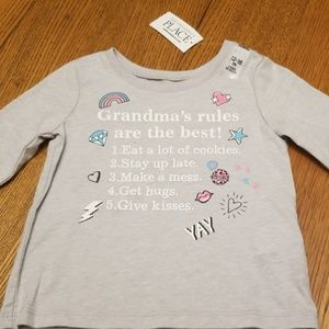 Nwt children's place long sleeve